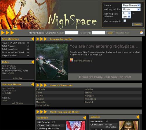 NighSpace